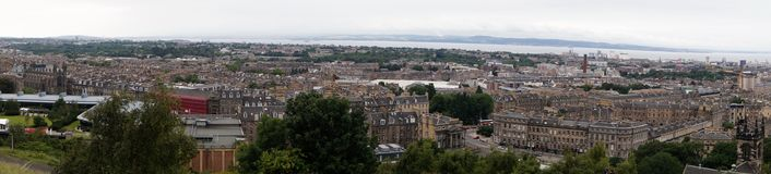 Edimburgh Imágenes de archivo libres de regalías