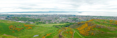 Edimburgo Foto de archivo libre de regalías