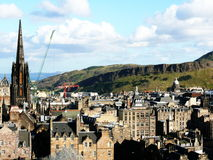 Edimburgo Fotografia de Stock Royalty Free