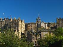Edimburgo, cidade velha 04 Fotografia de Stock