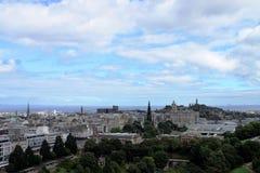 Edimburgo, Escócia Fotografia de Stock