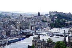 Edimburgo, Escócia Foto de Stock Royalty Free