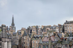Edimburgo Escócia Imagem de Stock Royalty Free