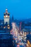 Edimburgo, Regno Unito Fotografie Stock Libere da Diritti