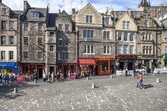 Edimburgo, Scotland4 Imagem de Stock Royalty Free