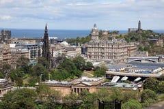 Edimburgo, Scozia Fotografie Stock