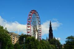 Edimburgo Scozia Immagine Stock Libera da Diritti