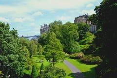 Edimburgo Scozia Fotografia Stock Libera da Diritti