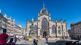 Edimburgo, Scozia Fotografia Stock Libera da Diritti