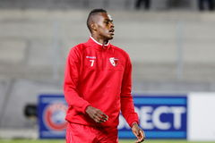Edimilson Fernandes FC Sion Photo stock