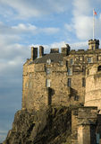 Edinburg Castle 1 Stock Photo