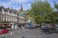 Edinburg Scotland3 Royaltyfria Bilder