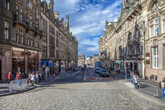 Edinburg Scotland7 Royaltyfria Bilder