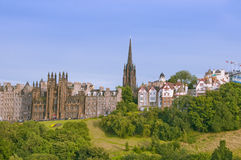Edinburg, UK Stock Image