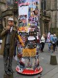Edinburgfransfestival 2016 Royaltyfria Foton