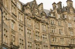 edinburgh старая Шотландия Стоковая Фотография RF