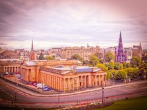 edinburgh stock foto