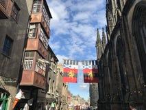 edinburgh fotografering för bildbyråer