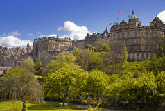 edinburgh Royaltyfria Bilder