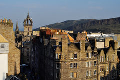 Edinburgh Stockbilder
