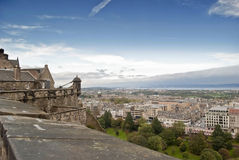 Edinburgh Royalty Free Stock Photography