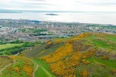Edinburgh royalty-vrije stock foto