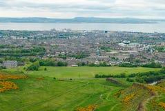 Edinburgh royalty-vrije stock afbeelding