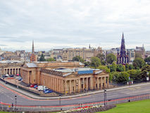 Edinburgh Stock Image