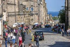 Edinburgh16 Fotografia de Stock