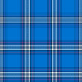 Edinburgh `86 tartan. This sett was designed for the parade uniform of the Scottish athletes and officials at the 1986 Commonwealth games, held in Edinburgh Royalty Free Stock Image