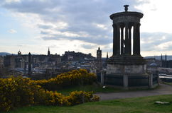 Edinburgh Afternoon Royalty Free Stock Images