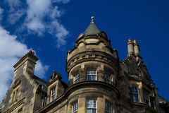 Edinburgh architecture Royalty Free Stock Image