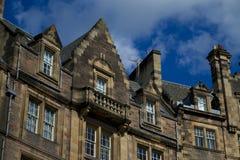 Edinburgh architecture Stock Photos