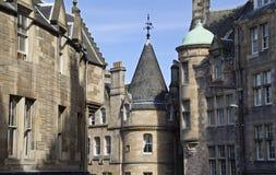 Edinburgh Buildings Stock Photos