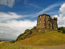 Edinburgh, Calton Hill 05 Royalty Free Stock Images