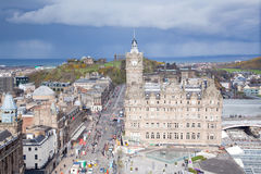 Edinburgh Calton Hill UK Stock Photography