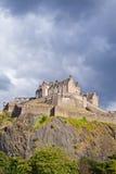 Edinburgh castel Royalty Free Stock Image