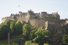 Edinburgh Castle. Edinburgh Scotland  the home of od the Festival and Tattoo Stock Images