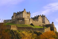 Free Edinburgh Castle Royalty Free Stock Photos - 17806478