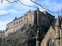 Free Edinburgh Castle Royalty Free Stock Images - 19100299