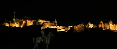 edinburgh castle scotland Stock Photo