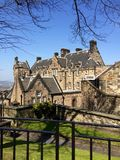 Edinburgh Castle, Scotland Royalty Free Stock Photography