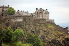 Edinburgh Castle, Scotland, GB. Edinburgh Castle in Scotland, GB Royalty Free Stock Photography