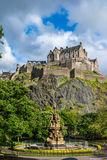Edinburgh Castle, Scotland Stock Photography