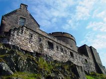 Edinburgh Castle Royalty Free Stock Image