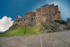 Edinburgh Castle , Scotland, UK Stock Photo