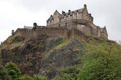 Edinburgh Castle, Scotland, UK Royalty Free Stock Photos