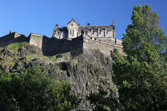 Edinburgh Castle , Scotland, Stock Images