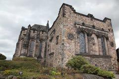 Edinburgh Castle, Scotland, UK Stock Photos