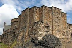 Edinburgh Castle , Scotland, UK Royalty Free Stock Image